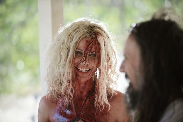 Sheri Moon Zombie and Rob Zombie in 31 (2016)