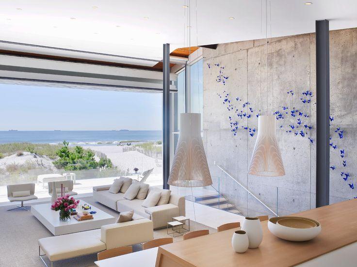 Beach House On Long Island