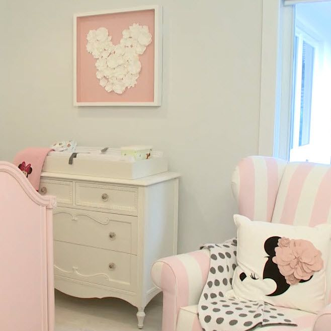 Ethan Allen | Disney nursery collection