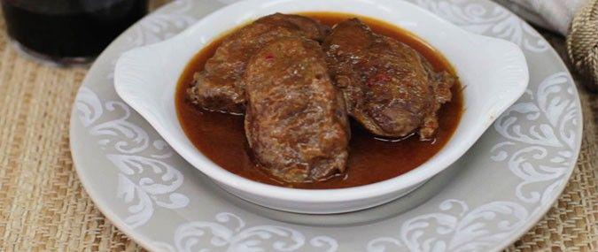 Carrillada Iberica Al Pedro Ximenez Recetas La Masia Platos De Carne Platos Faciles De Preparar Receta De Carrillada