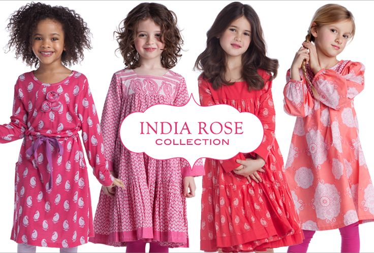 India Rose Collection
