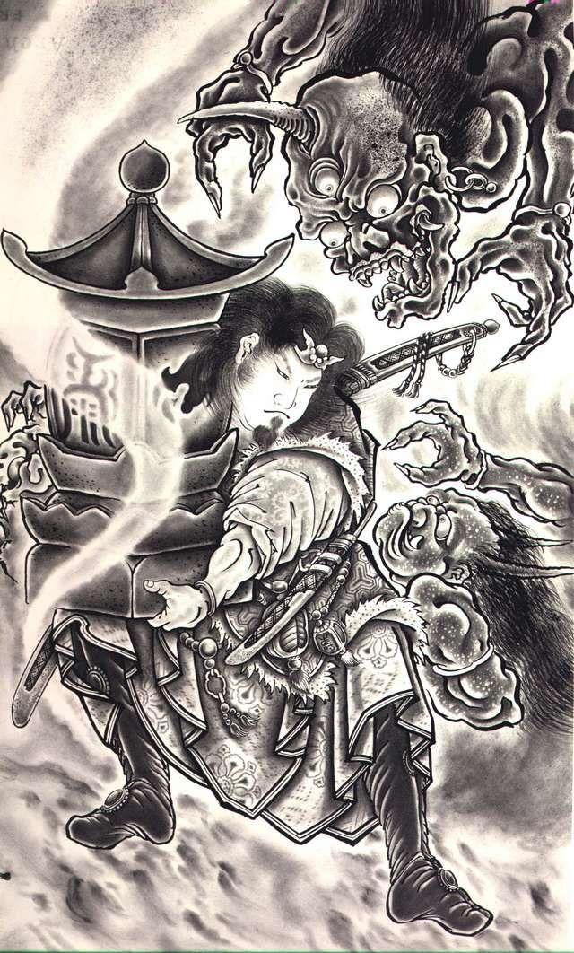 horiyoshi iii   100 demons horiyoshi iii   100 demons