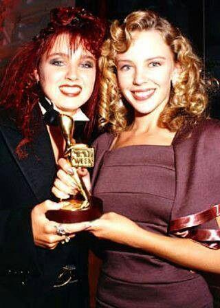 #Kylie Minogue #Dannii Minogue #Team MINOGUE