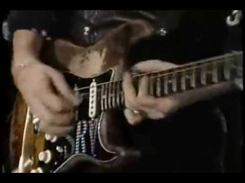 Stevie Ray Vaughn Voodoo Child - Died too young!