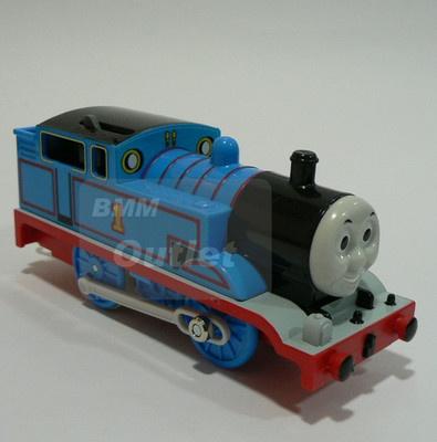 "Free Ship TRACKMASTER THOMAS AND FRIENDS "" Thomas "" MOTORIZED Train Engine T01A"