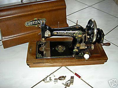 Gritzner Durlach Sewing Machine Serial Numbers Livindiscount Enchanting Gritzner Sewing Machine Price