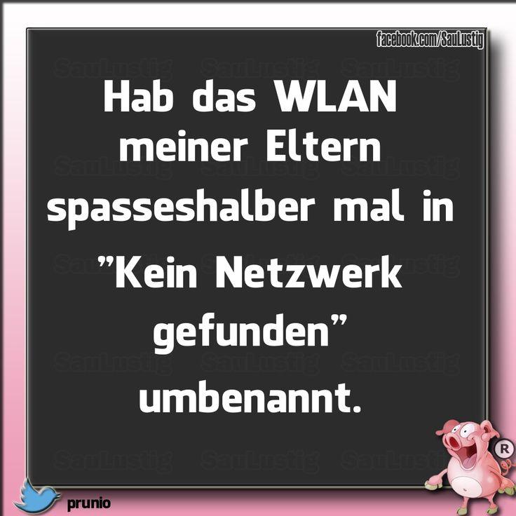Habe das WLAN Netzwerk meiner Eltern umbenannt