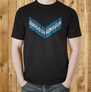 Jual 'Ganteng Ini Sungguh Menyiksaku' Kata Kata Tulisan Lucu Kocak Unik Keren T Shirt Distro Online
