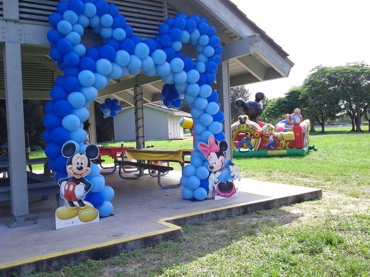 23 best party decoration outdoor park pavilion images on for Amusement park decoration ideas