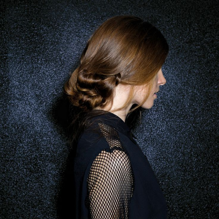 Le chignon noeud avec AIR FIX de Tecni Art.