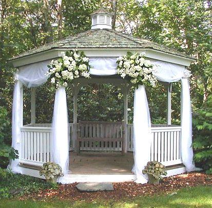 Tents & Gazebos - Fancy Flowers by Meredith | Fancy Flowers by Meredith