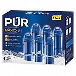 12-Pack PUR Water Pitcher Replacement Filters $45 #LavaHot http://www.lavahotdeals.com/us/cheap/12-pack-pur-water-pitcher-replacement-filters-45/100120