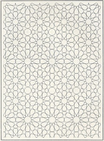 Pattern in Islamic Art - BOU 126