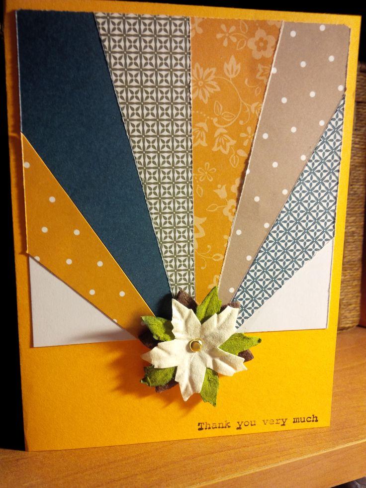{sodefjess} handmade card