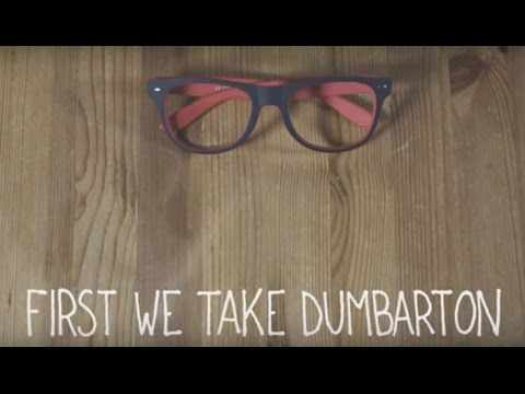 Kid Canaveral: First We Take Dumbarton video - The Skinny