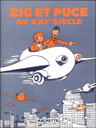 Alain Saint-Ogan (7 August 1895 - 22 July 1974 France) was a comics author and artist sometimes called... Alain Saint-Ogan (7 August 1895 - 22 July 1974 France) was a comics author and artist sometimes called the founding father of French comics. His first cartoons were published in 1913 and after serving in World War I he resumed cartooning. He created the famous strip Zig et Puce in Dimanche Illustré in 1925. A penguin character in that strip named Alfred became a popular mascot and the…
