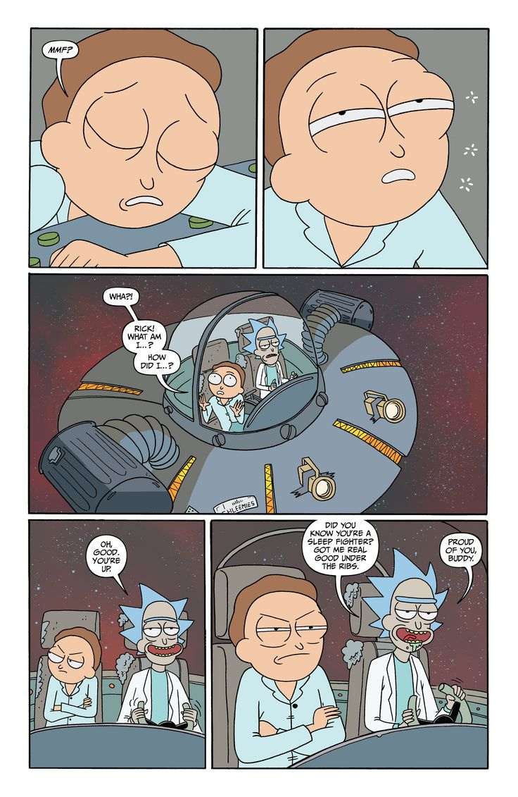 Rick and Morty Issue #11