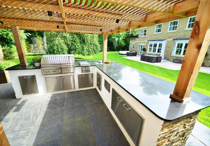 best 25 modular outdoor kitchens ideas on pinterest. Black Bedroom Furniture Sets. Home Design Ideas