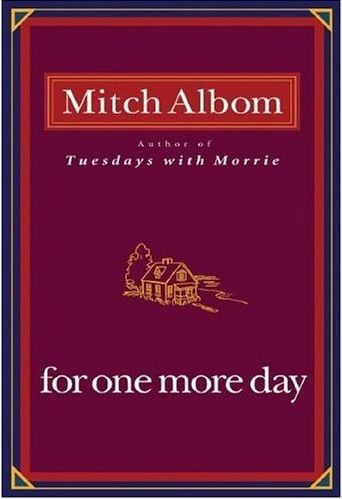 Love all of Mitch Albom's book's they make you think....about life.