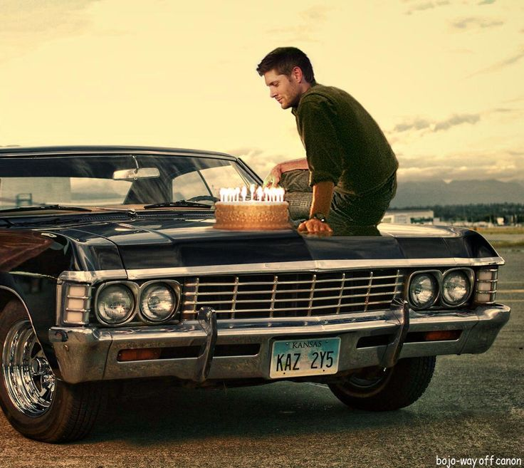269 Best Images About Supernatural: The Impala On