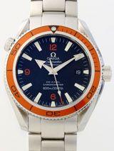 最高級オメガスーパーコピー オメガ時計コピー OMEGA シーマスター 2209.50 プラネットオーシャン 42mm オレンジベゼル ブラック