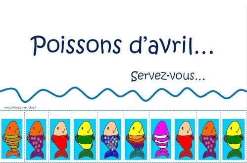 49 best images about french culture on pinterest de paris origami and map of france - Images poissons d avril ...