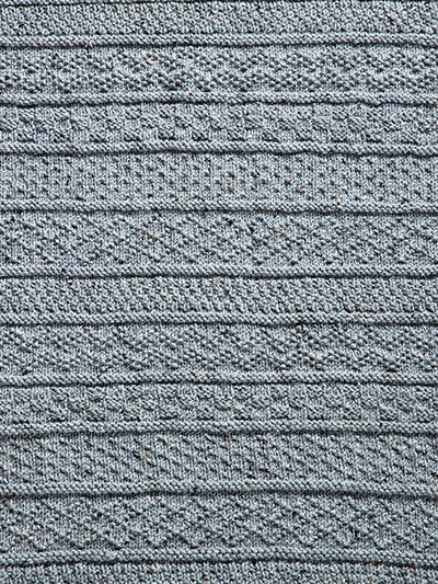 Cropped Fisherman Sweater