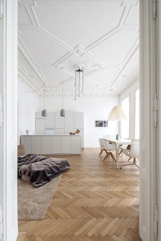 Apartment H+M in Wien / by destilat (photo by Monika Nguyen)