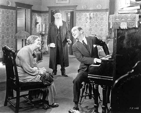"""""""Wait a minute.Wait a minute. You ain't heard nuthin' yet."""" Jakie Rabinowitz/Jack Robin  Al Jolson  The Jazz Singer 1927"""