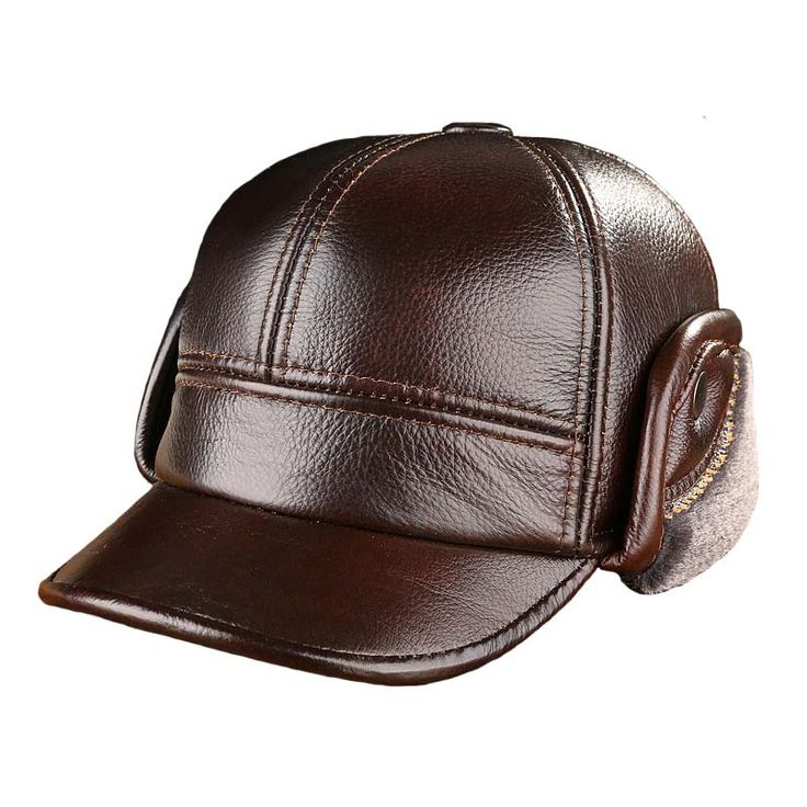 High Quality Leather Baseball Caps ⑥ Suitable for Middle Aged Men Solid ® Color Caps Autumn Winter Ear Protection Warm Snapback HatHigh Quality Leather Baseball Caps Suitable for Middle Aged Men Solid Color Caps Autumn Winter Ear Protection Warm Snapback Hat http://wappgame.com