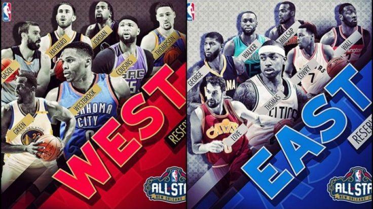 all-star game 2017 | Αυτοι είναι οι αναπληρωματικοί του All ...