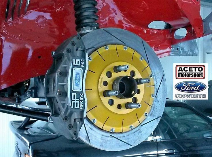 Gr.A AP Racing front brake