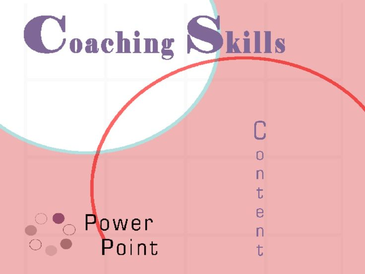 coaching-skills-powerpoint by Andrew Schwartz via Slideshare