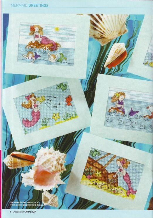 Gallery.ru / Фото #8 - Cross_Stitch_Card_Shop_Issue47 - svjuly