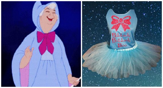 Bibbidi Bobbidi Boo Fairy Godmother Costume by HandpickedHandmade