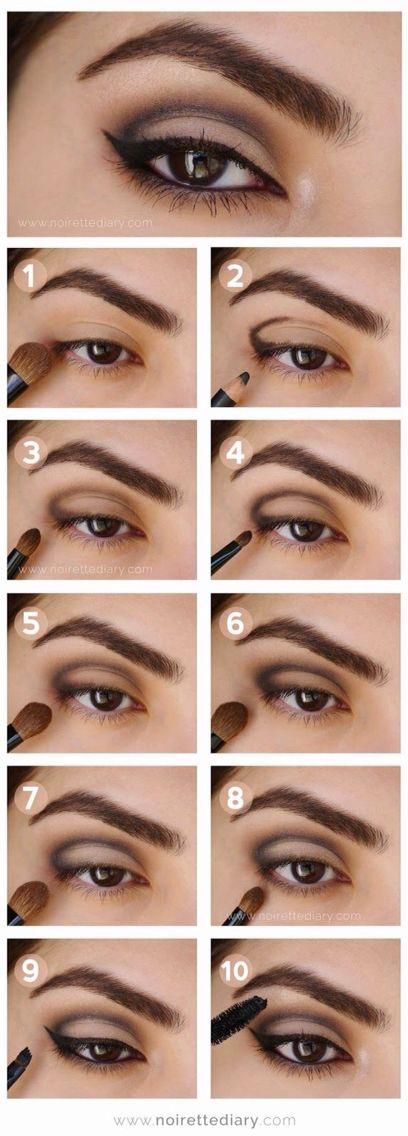 Love this casual make up#EyeMake-up