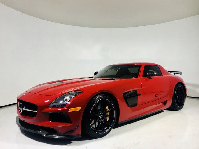 🔵 2014 Mercedes-Benz SLS AMG Black Series for sale at Luxury Auto Collection for USD 490k. VIN WDDRJ7HA4EA010273