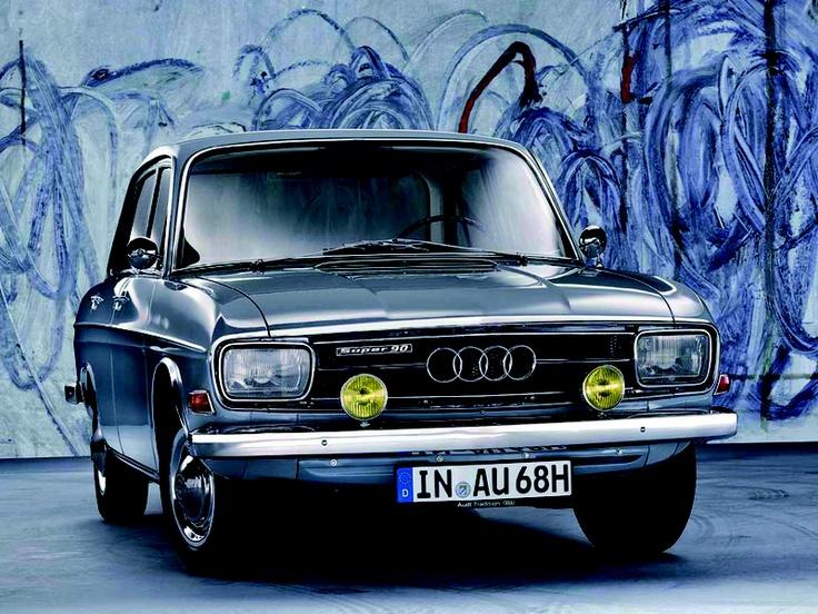 1966–71 Audi Super 90 (F103)