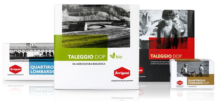 Arrigoni, Rebranding. Passion and heritage are the two drivers for the visual identity, balancing emotional black and white pictures with a rigorous layout.