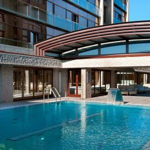 Madrid Airport Hotels With Swimming Pool