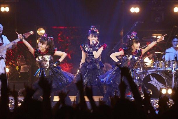NHKでBABYMETAL特番、初スタジオライブ&ウェンブリー公演を放送(画像 1/6) - 音楽ナタリー
