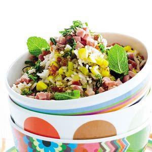 Recept - Frisse rijstsalade - Allerhande