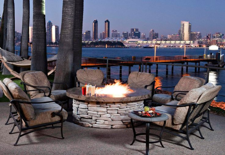 Coronado Island Dock for Water Taxi - Coronado Island Marriott Resort & Spa | CA 92118