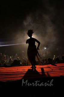 Traditional Dancer ~ Jepret