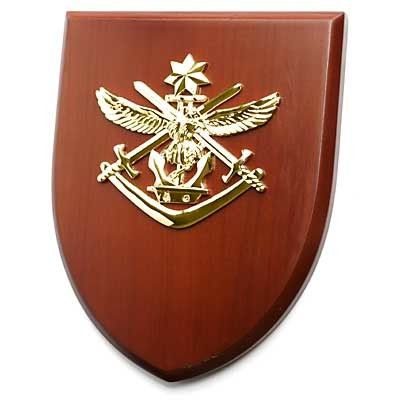 Defence Gifts - ADF Australian Defence Force Plaque, $45.00 (http://www.defencegifts.com.au/adf-australian-defence-force-plaque/)