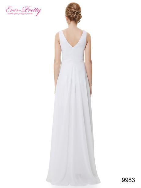 Lehké svatební šaty / popůlnočky, 42