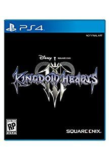 Amazon.com: Kingdom Hearts III - PlayStation 4: Video Games