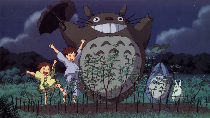 My Neighbor Totoro Wallpapers, HD My Neighbor Totoro Wallpapers ...