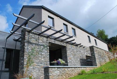 "Holiday Cottage ""Nuits étoilées"" in Vencimont (Gedinne), Namur Ardennes, South Belgium."