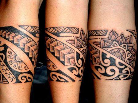 Tatuaje Maori Brazo Tatuajes Impresionantes Pinte